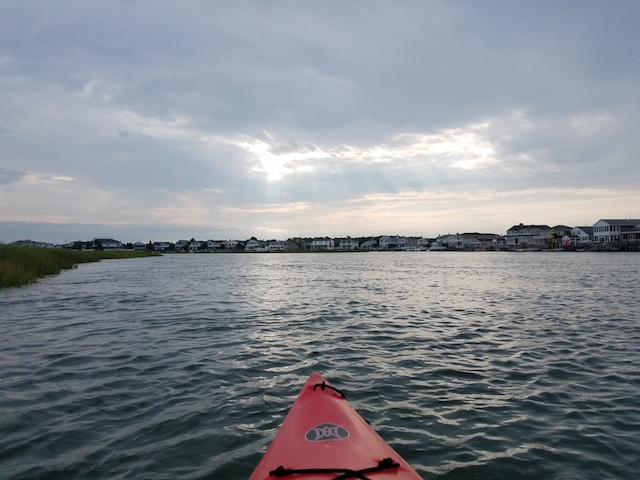 kayakMonday